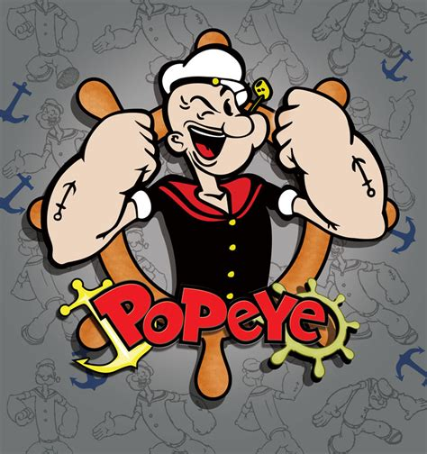 wallpaper cartoon man popeye the sailor man wallpapers download free popeye the