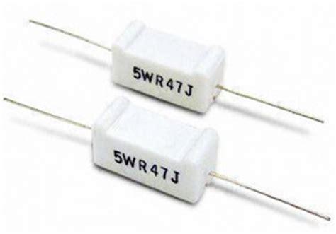 resistor daya besar resistor kawat 28 images resistor dan macamnya anak muda yang punya pengertian tentang