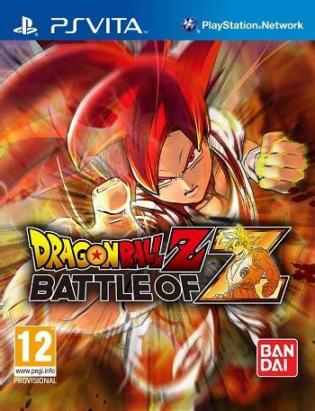 dragon ball z ps vita wallpaper dragon ball z battle of z ps vita free ps vita games