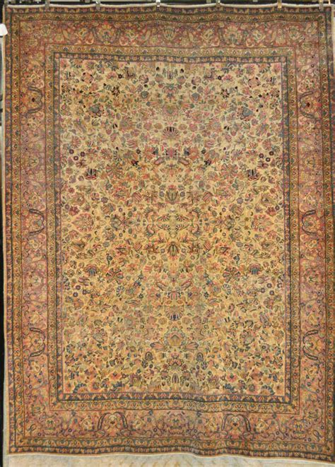 rugs antique antique kerman rug rugs more