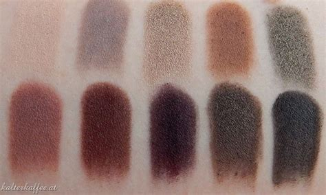 Make Eyeshadow Pallete And Smokey zoeva eyeshadow smoky palette swatches make up