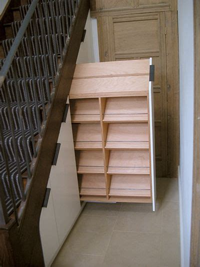 shoe storage stairs the world s catalog of ideas