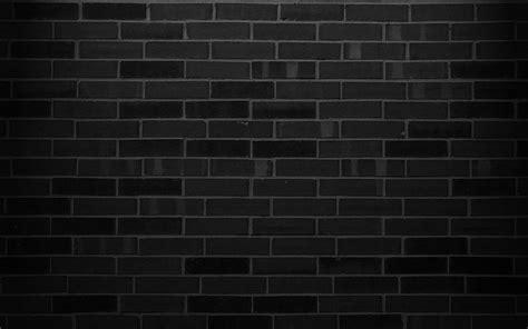 pattern ultra hd wallpaper brick wall pattern photography texture black brick wall hd
