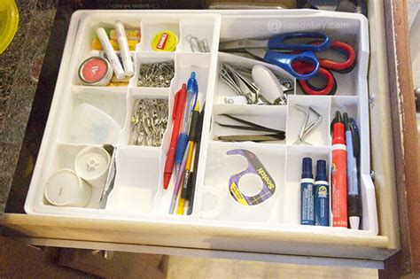 Organizing Your Drawers by 50 Organizing Ideas For Every Room In Your House Jamonkey