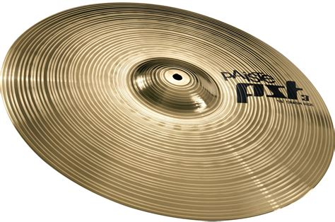 Paiste Pst 3 18 China Cymbal paiste pst3 crash ride 18 keymusic