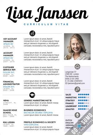 cv template oxford go sumo cv template