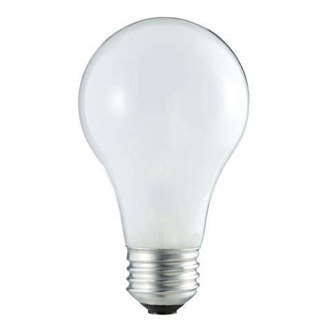 Lu Led Philips 50 Watt philips 50 watt 24 volt a19 incandescent soft white light bulb 432561 the home depot