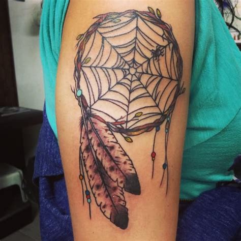 dreamcatcher lower arm tattoo 32 dreamcatcher tattoos on arm