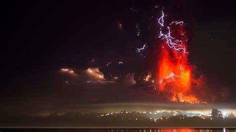 imagenes satelitales volcan calbuco fotos las espectaculares im 225 genes de la segunda erupci 243 n