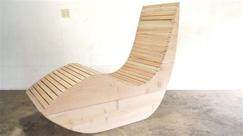 How To Build A Lounge Chair by Diy Modern Outdoor Lounge Chair Modern Builds Ep 44
