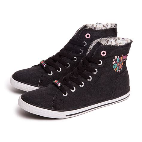 vancl top canvas shoes s black sku 34823 wholesale vancl