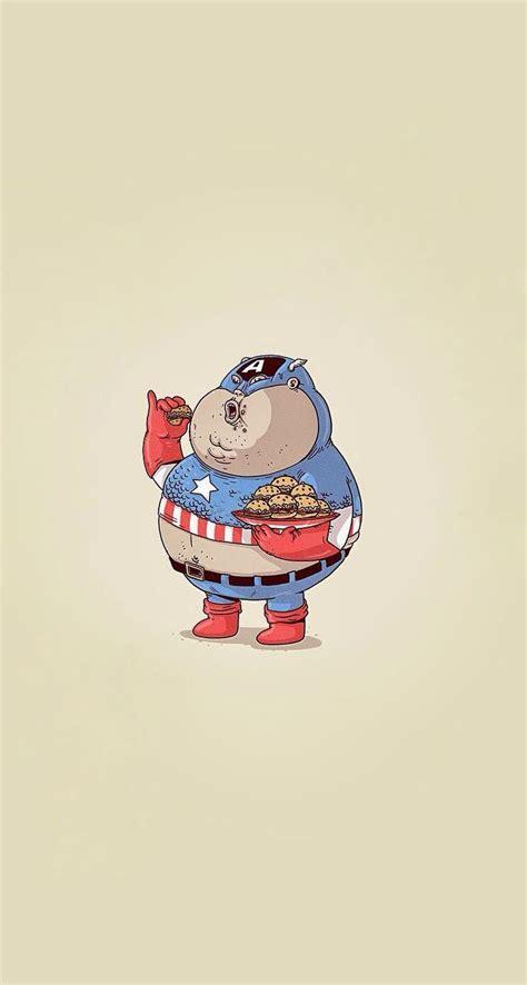 captain america iphone wallpaper tumblr fat captain america superheroes iphone wallpaper