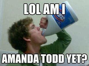 Amanda Todd Memes - amanda todd amanda todd s death know your meme