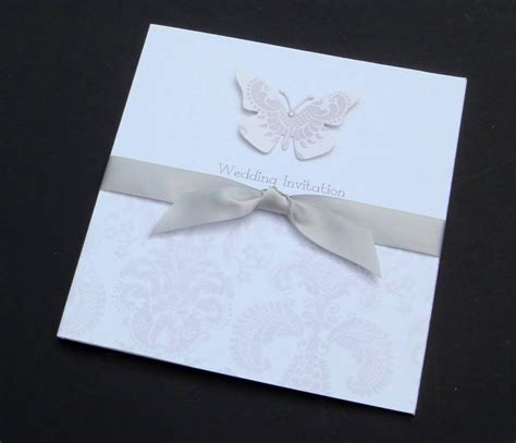 Handmade Wedding Stationery by Handmade Wedding Stationery And Cards