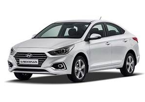 Hyundai Verna Diesel On Road Price Hyundai 4s Fluidic Verna Silver Color Pictures Cardekho