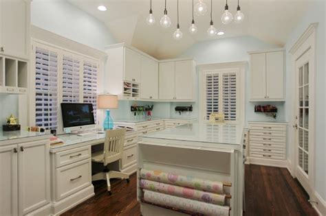 best lighting for craft room 25 amazing and practical craft room design ideas