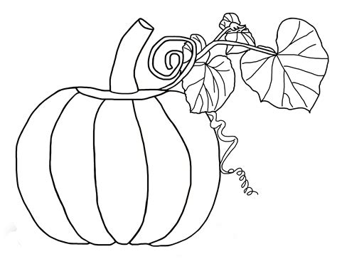 Pumpkin Coloring Pages Free free printable pumpkin coloring pages for
