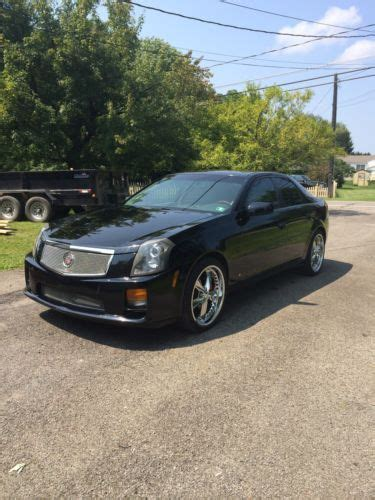 2007 Cadillac Cts Base by Sell Used 2007 Cadillac Cts Base Sedan 4 Door 2 8l In