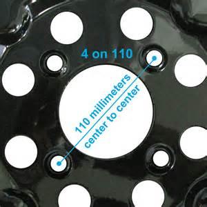 Truck Wheels Bolt Pattern Mini Truck Rims Wheels 4 110 Bolt Pattern 12x7 Front 12x8