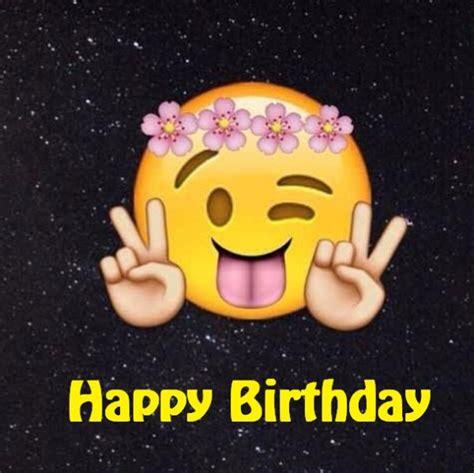emoji birthday emoji birthday greeting
