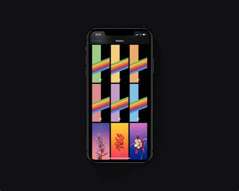 ios  beta  penambahan dark mode  pilihan wallpaper