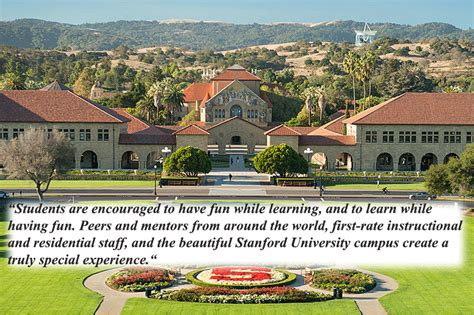Stanford Pre Mba Program by Stanford Pre Collegiate Summer Institutes