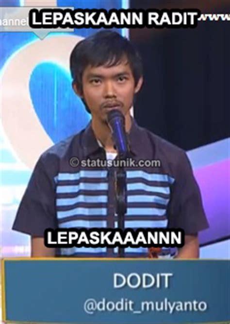 dp bbm meme lucu dodit mulyanto stand up comedy lengkap terbaru wartasolo berita dan