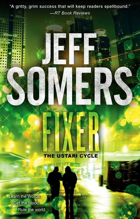 fixer book fixer ebook by jeff somers official publisher page