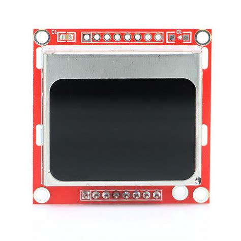 Lcd Nokia 6 1 6 quot lcd nokia 5110 lcd module with white backlit for