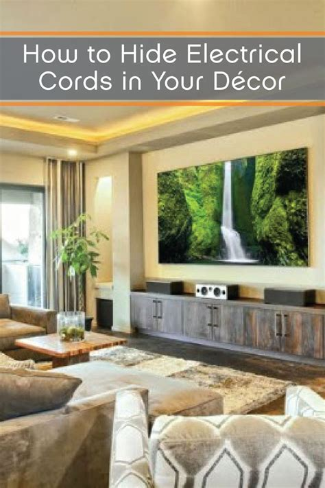 best 25 hide electrical cords ideas on hiding