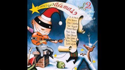merry axemas  guitar christmas  full album youtube
