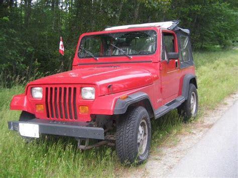 Jeep Sunrider Soft Top Bestop Sunrider Soft Top For Jeep Yj City