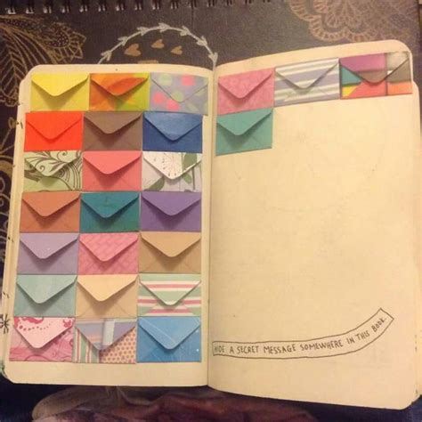 Somewhere To Hide Your Secrets by 25 Best Ideas About Envelope Book On Diy