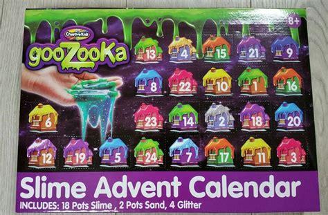 slime advent calendar selling   times  original price  ebay