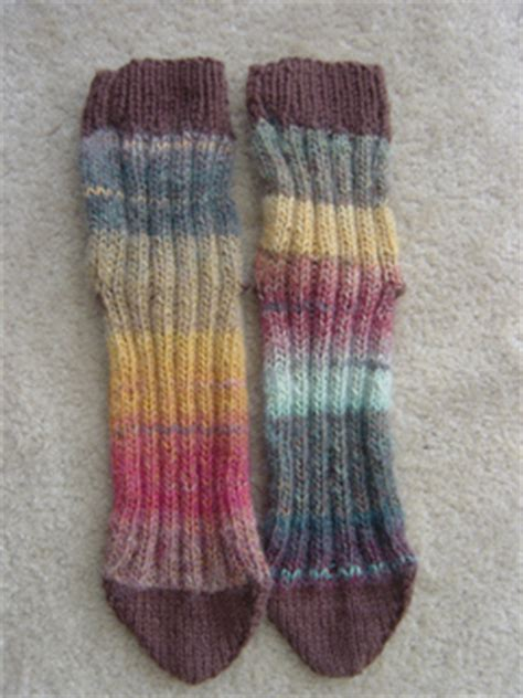 free knitting patterns baby socks two needles ravelry two at a time knitted socks on two
