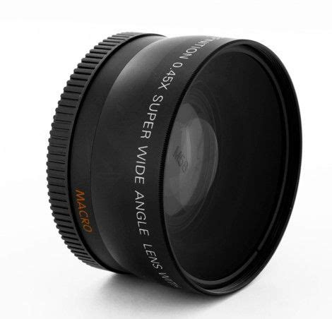 best lens for canon 1000d wide angle lens 0 45x 58mm for canon rebel 1100d 1000d t3