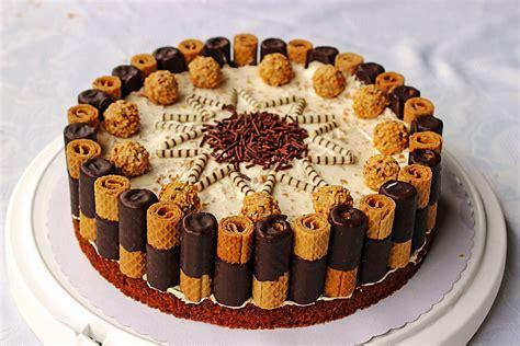 dr oetker wolke kuchen selber machen rocher torte martie chefkoch de