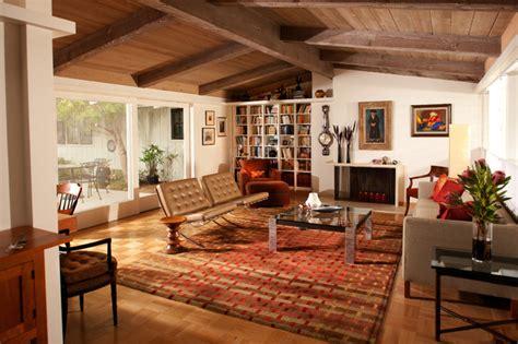 La Jolla Living Room - la jolla living room eclectic living room san diego
