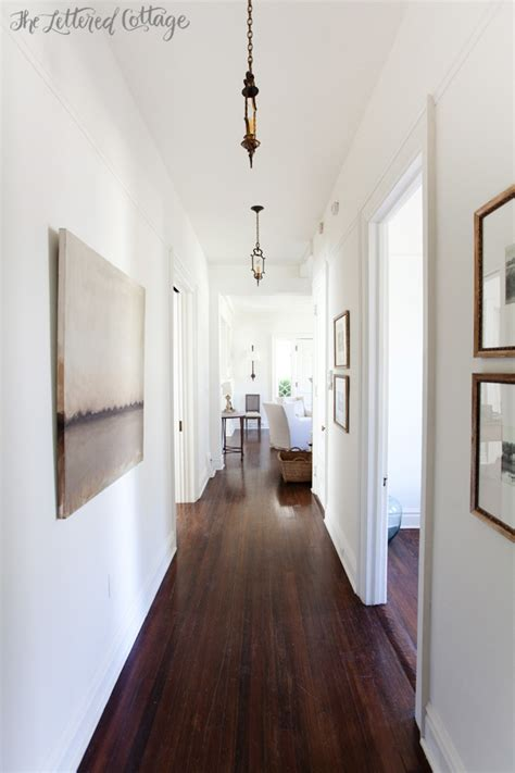 Pendant Lights For Hallways Southern Style House Tour Part 1 The Lettered Cottage