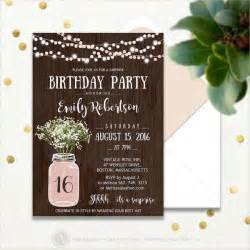 pdf invitation templates birthday invitation templates in pdf free premium