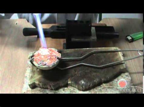 fundir plata orfebrer 237 a parte 1 fundir plata en crisol y vertir en