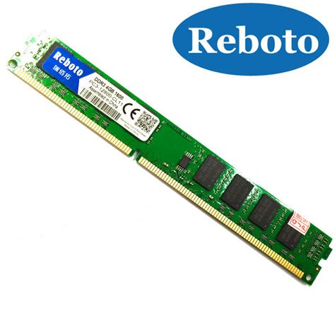 Memory Vgenddr 3 2 Giga Pc rebotooriginal ddr3 1066 1333 1600mhz pc3 10600 2gb 4gb 8gb desktop ram memory for intel and