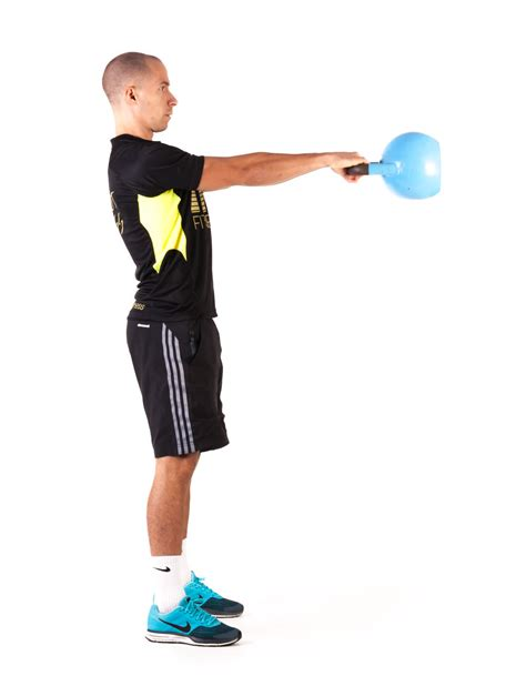 2 arm kettlebell swing two arm kettlebell swing total workout fitness