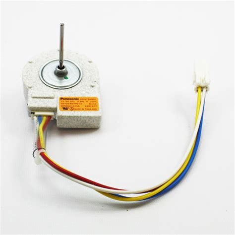 refrigerator condenser fan motor wr60x10209 for ge refrigerator condenser fan motor ebay