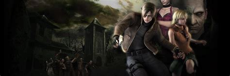 Ps4 Resident Evil 4 By Cgbgameshop resident evil 4 ps4 review darkzero