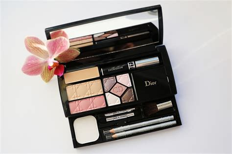 Take Flight With Diors Makeup Palette by All In One Makeup Palette Review Swatches