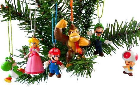 mario christmas mario christmas gift ideas and ornaments