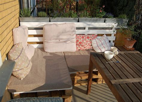 outdoor furniture from pallets home garden design