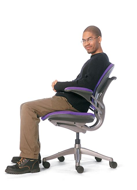 Niels Diffrient Freedom Chair by Humanscale Freedom Chair With Headrest The Century House Wi
