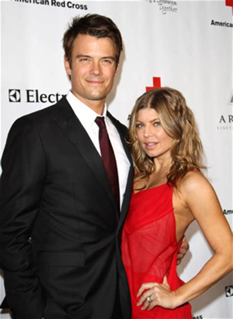 Black Eyed Peas Fergie Engaged To Josh Duhamel Reps Confirm by Is Fergie Leaving The Black Eyed Peas For A Baby